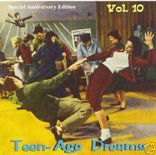 V.A. - TEEN-AGE DREAMS Vol.10 Popcorn & Teenage CD