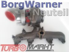 Turbolader VW Caddy 1,9 TDI Motor BLS BSU 77 kW 105 PS original 03G253014M NEU
