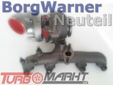Turbocompresor VW CADDY 1,9 TDI MOTOR BLS bsu 77KW 105CV Original 03g253014m