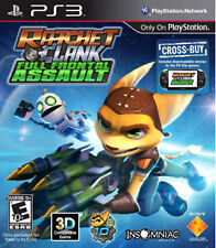 Ratchet & Clank: Full Frontal Assault (Sony PlayStation 3, 2012)