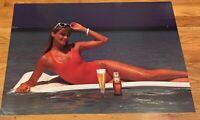 Michelob Playboy Beer Poster Vintage