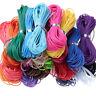 Waxed Wax Cotton Cord String Linen Thread Wire Jewelry Bracelet Making 10M 1mm