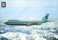 PAN AM 747 Jet Clipper FISA