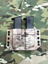 Kryptek Nomad Kydex SIG P226 P228 P229 Dual Magazine Carrier