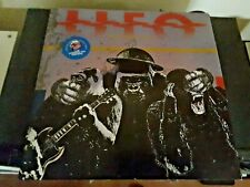 UFO - SEE, HEAR, YELL - 2 X BLUE VINYL LP LIVE IN TEXAS 21ST MARCH 1979 RARE