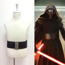 Star Wars Cosplay The Force Awakens Kylo Ren Belt Props Accessories Halloween
