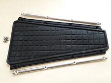 VESPA MK1 PX PE P200E BLACK FLOOR CENTRE RUBBER MAT AND TRIMS