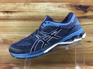Asics Gel Kayano 26 Mens Blue Running Casual Shoes Mens Size 14 Excellent