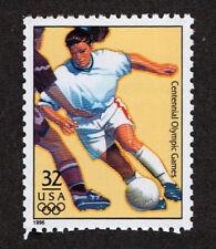UNITED STATES, SCOTT # 3068-J, SPORTS - WOMEN'S SOCCER, OLYMPIC GAMES, MNH