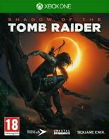 Shadow of the Tomb Raider Xbox One Mint Same Day Dispatch 1st Class Delivery