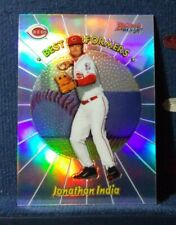2018 Bowman's Best 1998 Best Performers Jonathan India - Reds