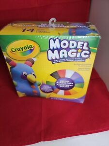 CRAYOLA MODEL MAGIC DELUXE VARIETY PACK New Factory Sealed!!!