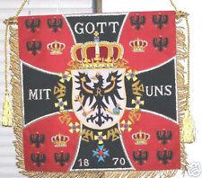 German Prussian Eagle Army War Battle Cavalry Kingdom Empire Royal Banner Flag