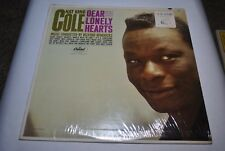 Nat King Cole (T 1838) Dear Lonely Hearts    1962