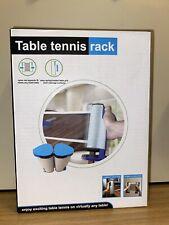Table Tennis Rack