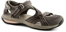 Teva Women's Ewaso Comfy Sport Sandal, Bungee Cord, Brown, Rubber Sole, SIZE 6