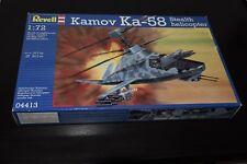 Revell 04413 Kamov Ka-58 Soviet Stealth Helicopter 1/72