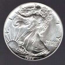 1988 American Silver Eagle BU