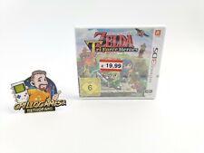 "Nintendo 3DS Spiel "" The Legend of Zelda Triforce Heroes "" Neu | Sealed"
