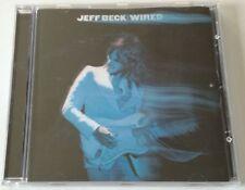 JEFF BECK WIRED CD ALBUM OTTIMO SPED GRATIS SU + ACQUISTI