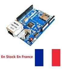 Module Ethernet W5100 Shield Arduino UNO R3 Mega 2560 avec Micro SD port