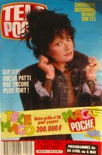 Télé Poche n°1159 - 1988 - Christophe Dechavanne - Tina Turner - Guesch Patti