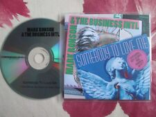 Mark Ronson & The Business Int ‎– Somebody To Love Me Columbia‎ Promo CD Single