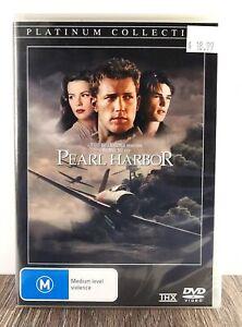 Pearl Harbor DVD Platinum Collection - Brand New & Sealed - Alec Baldwin 2000