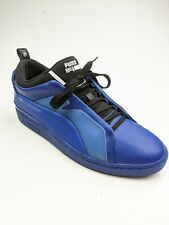 PUMA McQueen Brace Lo 361319-02 Alexander McQueen Surf Black Blue Shoes Men's 9