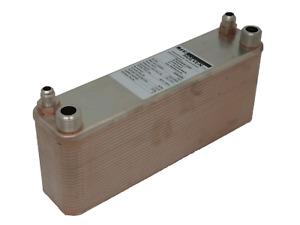 Plattenwärmetauscher Kondensator Split-Klima Luft-Wärmepumpe 3,5 bis 7kW