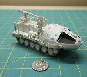 Sixteen 12 SPACE 1999 Eagle Beak Laser Tank from Infernal Machine