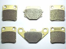Front Rear Brake Pads For Suzuki Vinson LT-A LT-F 500 LTA500F LTF500F 2003-07 US