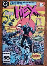 Hex (1985) #1 - Fine/Very Fine - Joe Kubert Collection