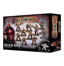 Games: Necromunda 2017 Goliath Gang Box Set