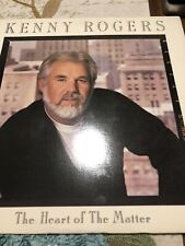 Kenny Rogers Heart Of The Matter Lp