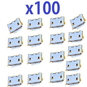 Lot 100 Micro USB Charger Port For Dragon Touch M10x 10.1