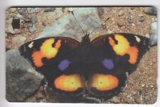 ASIE TELECARTE / PHONECARD .. OMAN 1.5RO GPT 34OMNT PAPILLON BUTTERFLY
