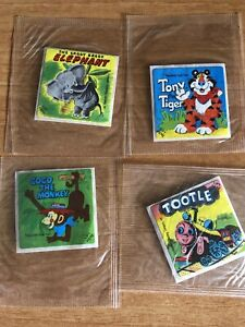 Kellogs little golden books competition collectable stickers. Free Postage