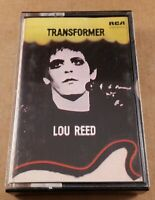 Lou Reed : Transformer : Vintage Tape Cassette Album from 1981