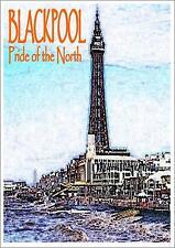 Blackpool metallo segno CUCINA segno PUB segno BAR SIGN