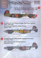 Print Scale Decals 1/48 NORMANDIE NIEMEN French Aces in Russia