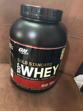 Optimum Nutrition Gold Standard 100% Whey -- 5 lbs  (Exp 2021)