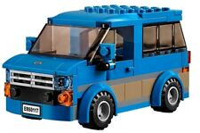 LEGO® City Blue Van + Stickers & Instructions