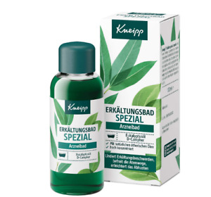 2x Kneipp Cold Health Bath Spezial eucalyptus oil 2x100ml Cosmetic from Germany