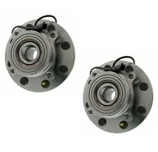 Pair Set of 2 Front Moog Wheel Bearing Hub Kit for Dodge Ram 1500 2500 3500 4WD