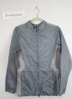 NWT NIKE GYAKUSOU Womens Packable Running Jacket AH1158-062 SZ Small Grey