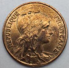 France 10 centimes Dupuis 1898 bronze #1074