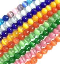 Cat Eye Round Beads 14