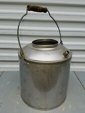 VINTAGE PENN CENTRAL RAILROAD METAL OIL CAN