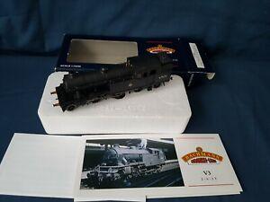 BACHMANN 31-609 BR BLACK 20602 V3 TANK LOCO, WESTINGHOUSE PUMP  67673 EXC BOXED